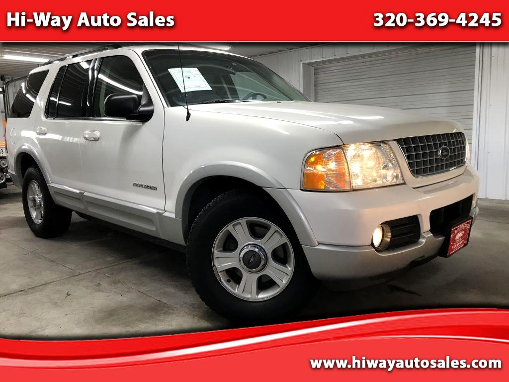 "Ford Explorer 4dr 114"" WB Limited 4WD 2002"