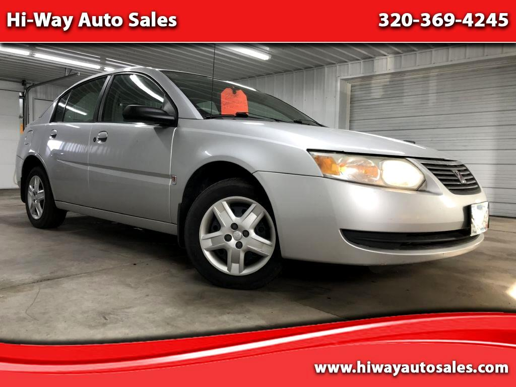 Saturn ION ION 2 4dr Sdn Auto 2006