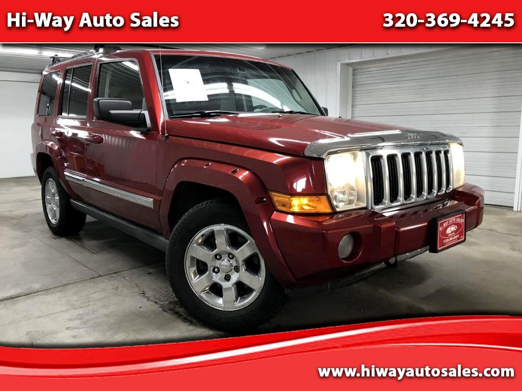 Jeep Commander 4dr Limited 4WD 2006