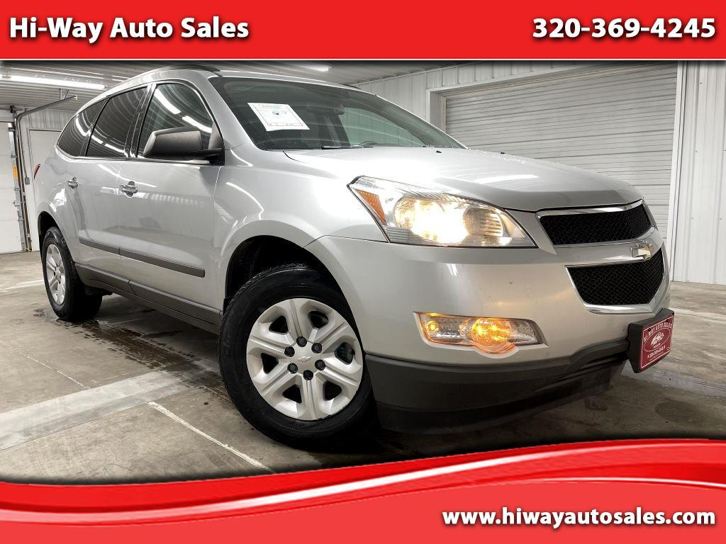 Chevrolet Traverse AWD 4dr LS 2011