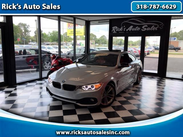 2015 BMW 4-Series 428i sport coupe