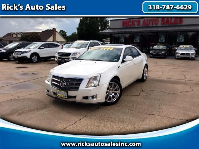 2009 Cadillac CTS 3.6L SIDI
