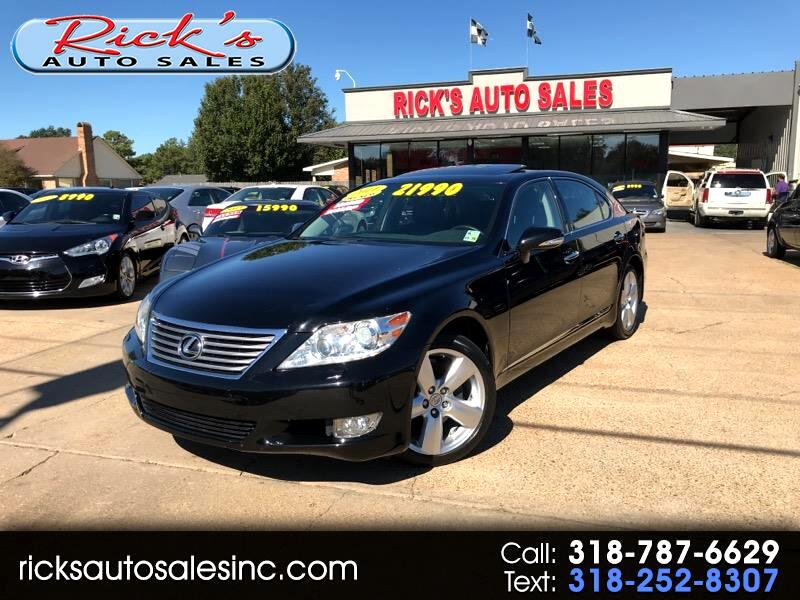 2011 Lexus LS 460 L Luxury Sedan