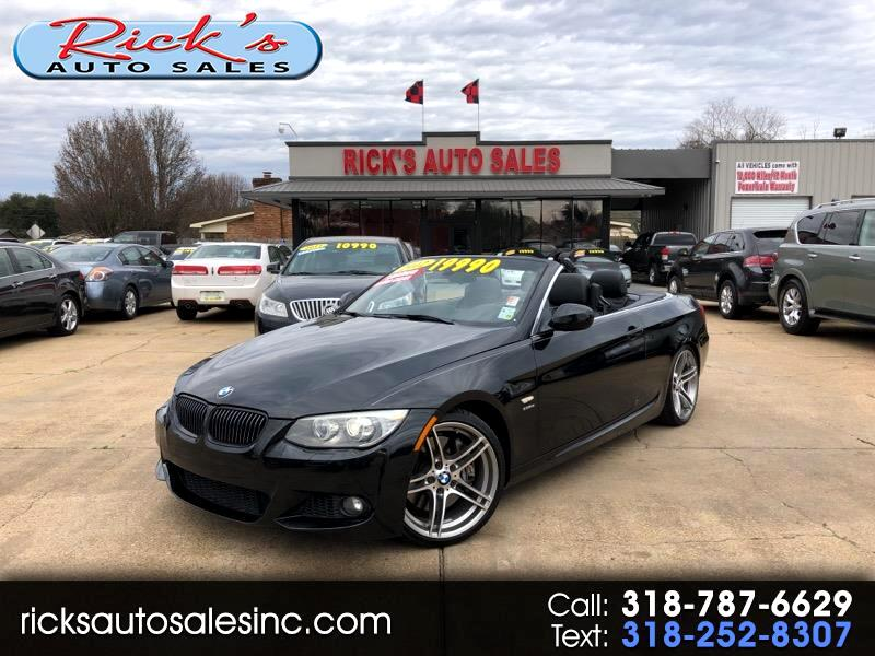 2012 BMW 3-Series 335i Convertible - SULEV