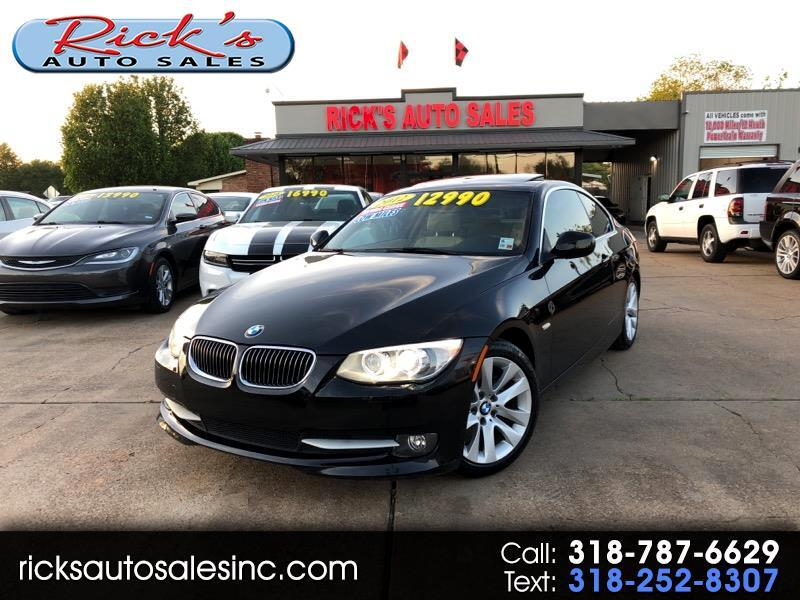 2012 BMW 3-Series 328i Coupe
