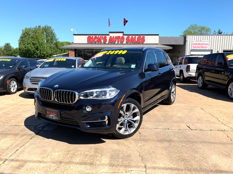 2015 BMW X5 Luxury xDrive35i