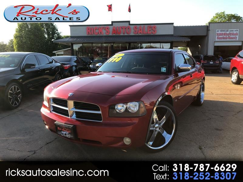 2007 Dodge Charger 4dr Sdn SXT RWD