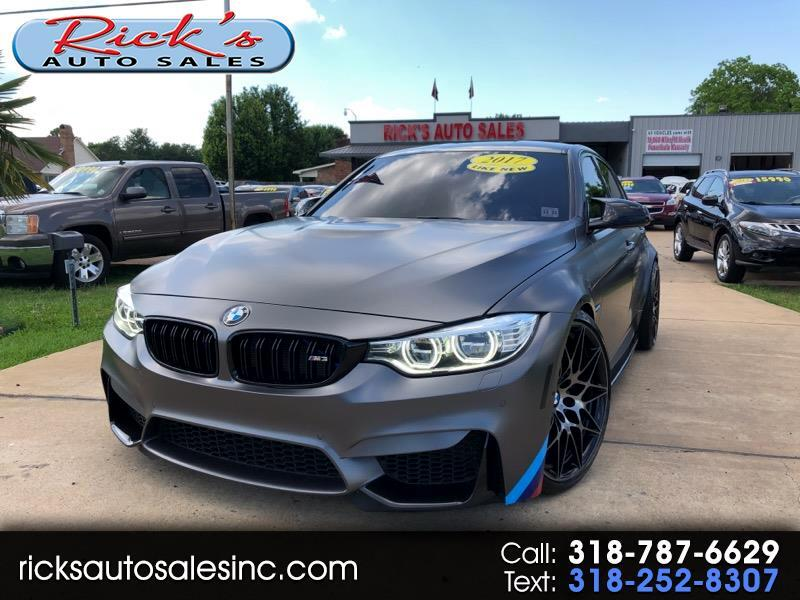 2017 BMW M3 4dr Sdn