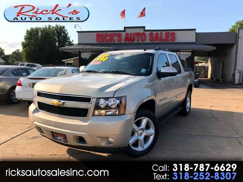 2007 Chevrolet Avalanche 2WD Crew Cab LT