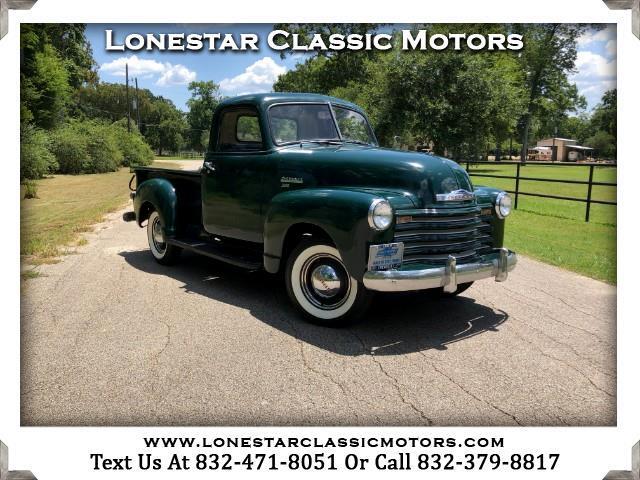 1950 Chevrolet 3100 Base