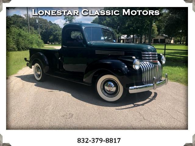 1946 Chevrolet 1/2 Ton Pickups