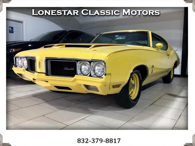 1970 Oldsmobile Cutlass 2dr Coupe Supreme