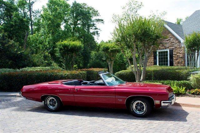 1972 Buick Skylark Convertible