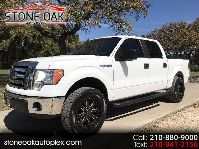 """2012 Ford F-150 2WD SuperCab 163"""" XLT w/HD Payload Pkg"""