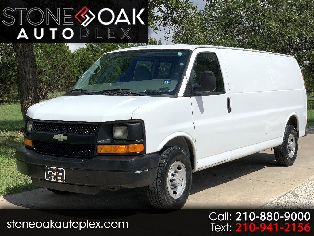 """2008 Chevrolet Express Cargo Van RWD 2500 155"""""""