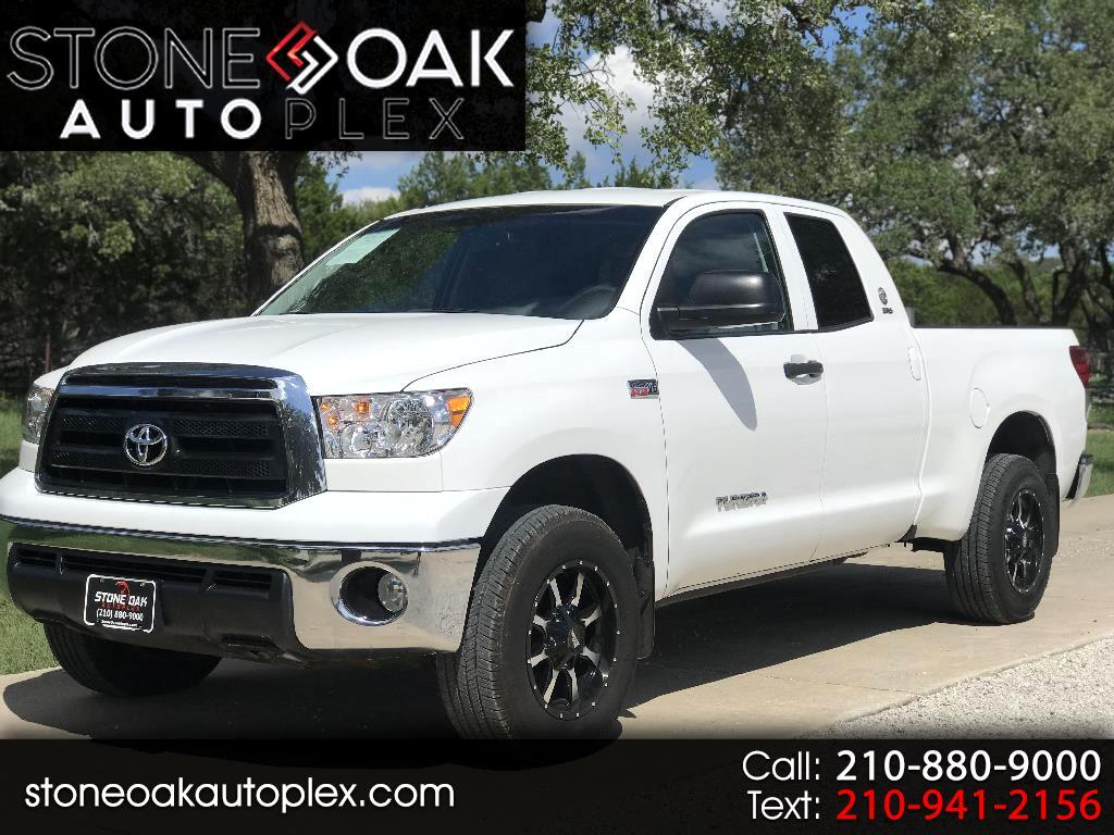 2012 Toyota Tundra 2WD Truck Double Cab 5.7L V8 6-Spd AT  (Natl)