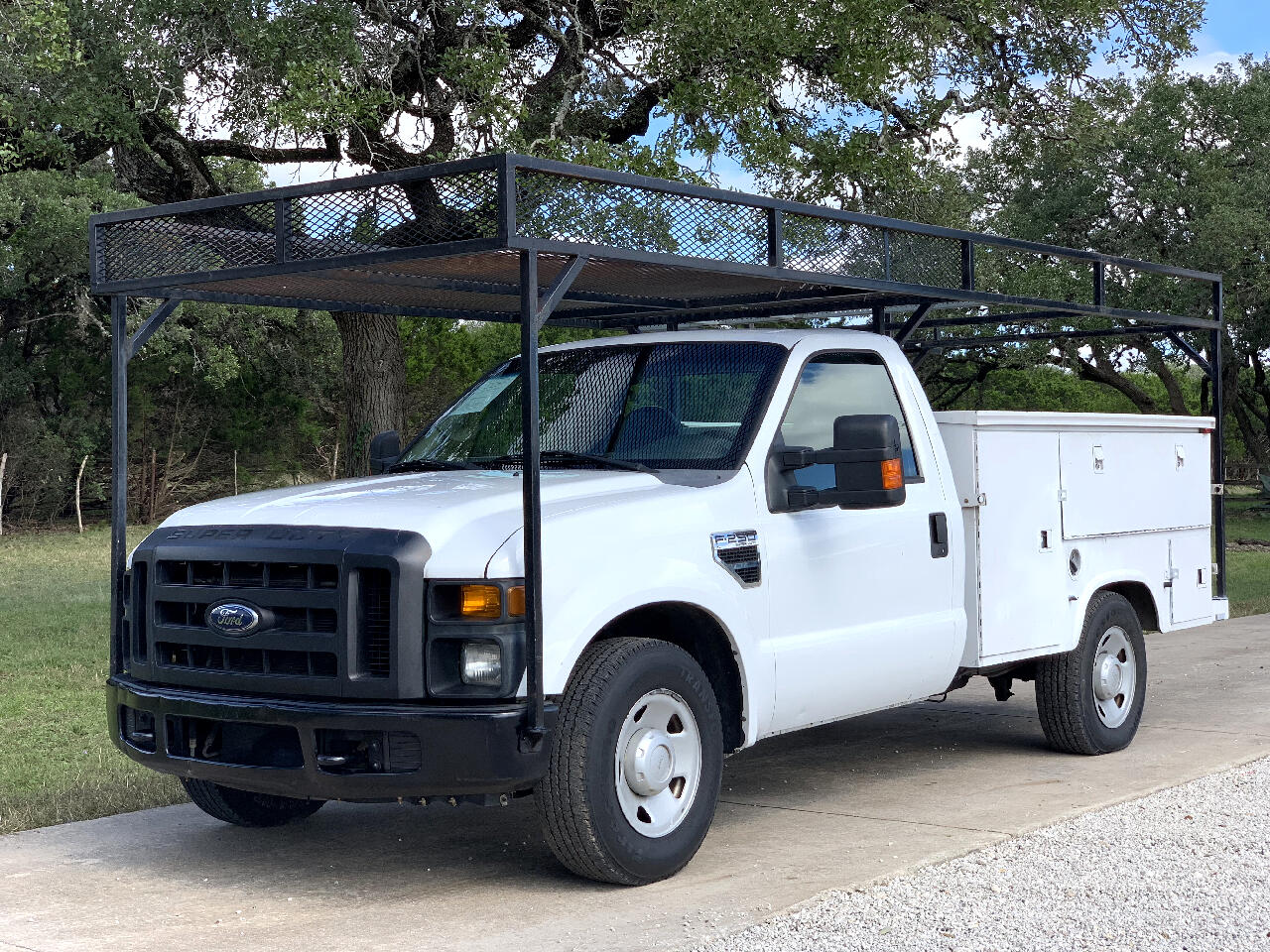 2009 Ford Super Duty F-250 SRW 2WD Reg Cab 137