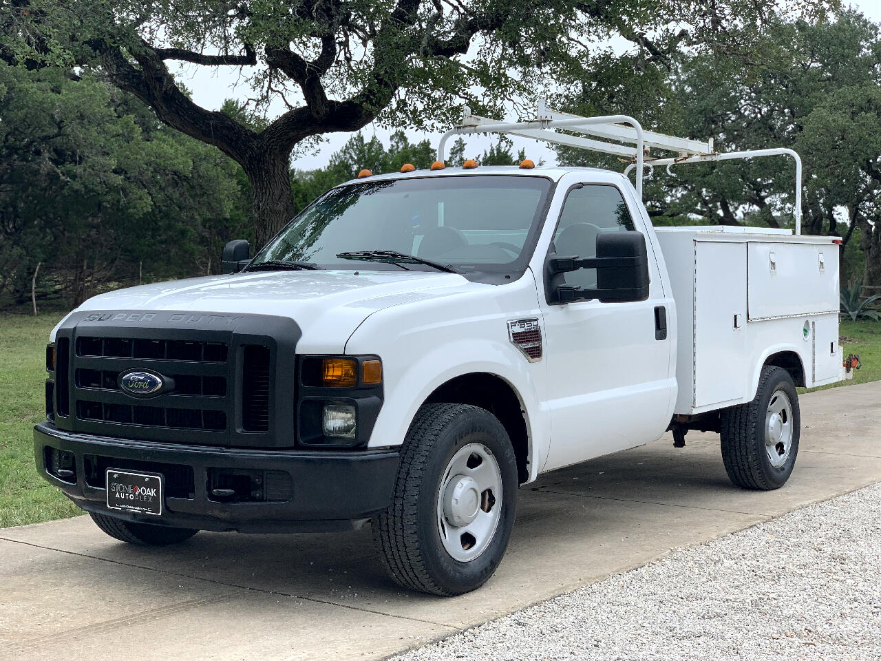 2008 Ford Super Duty F-350 SRW 2WD Reg Cab 141