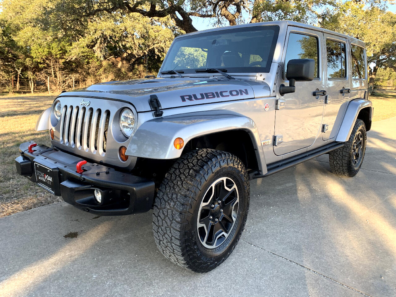 2013 Jeep Wrangler Unlimited 4WD 4dr Rubicon 10th Anniversary