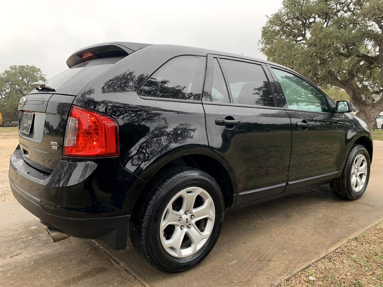 2012 Ford Edge 4dr SEL AWD