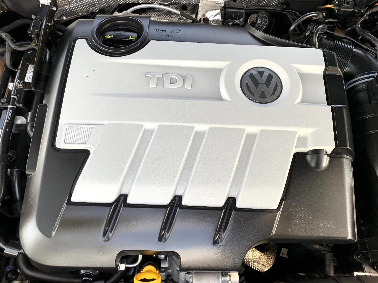 2014 Volkswagen Jetta Sedan 4dr DSG TDI Value Edition
