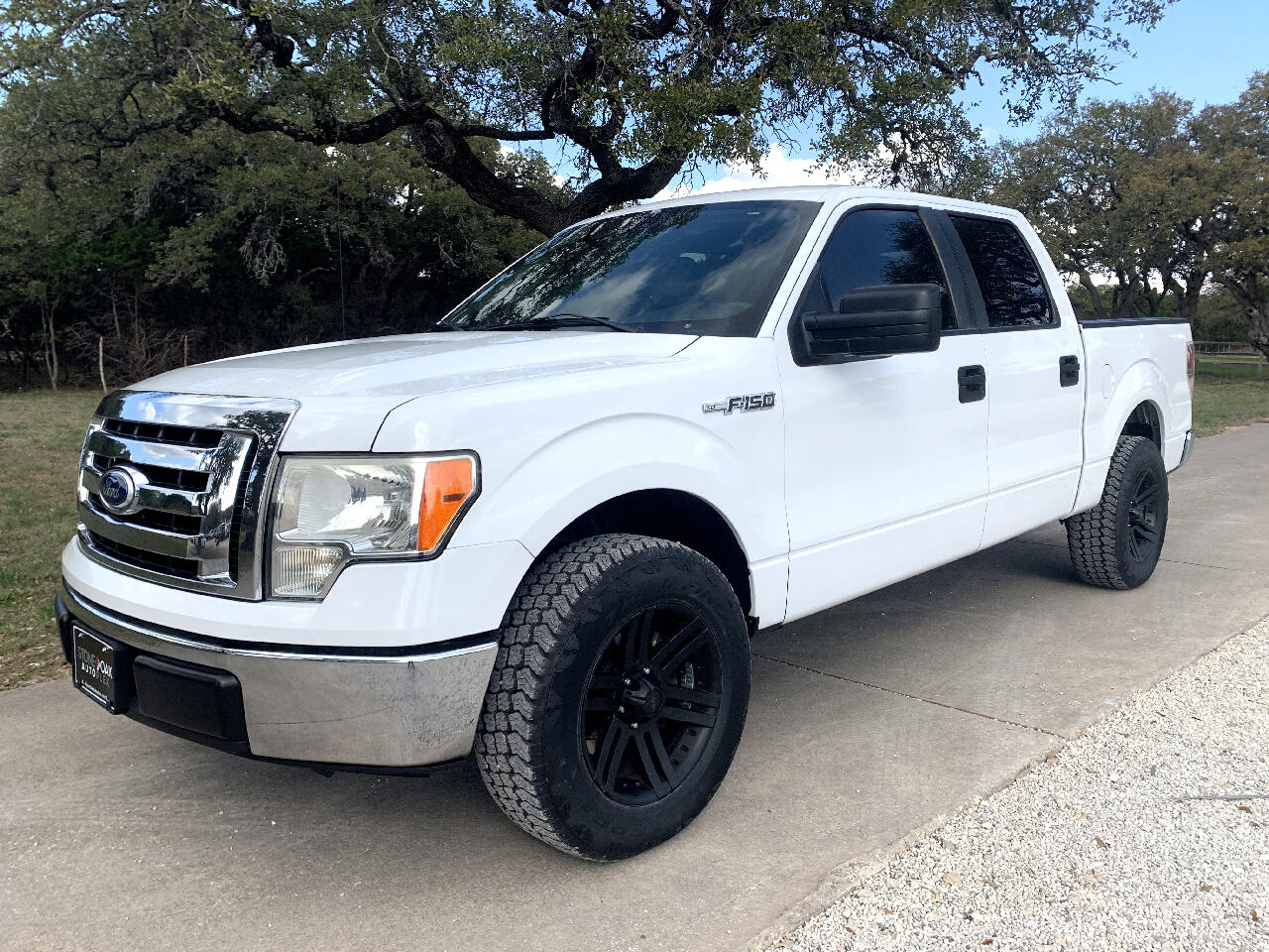 2010 Ford F-150 2WD SuperCrew 145