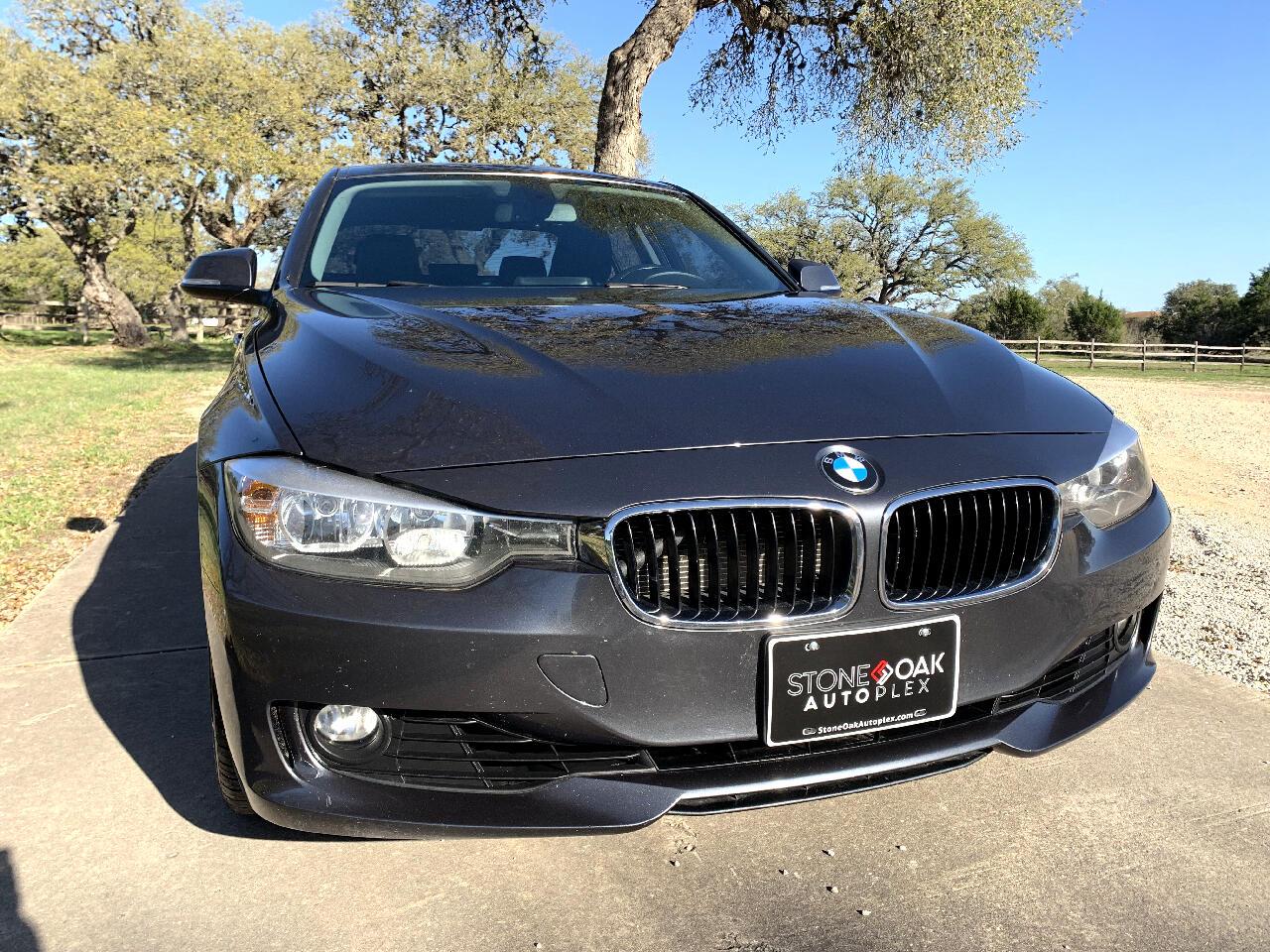 2015 BMW 3 Series 4dr Sdn 328i RWD SULEV