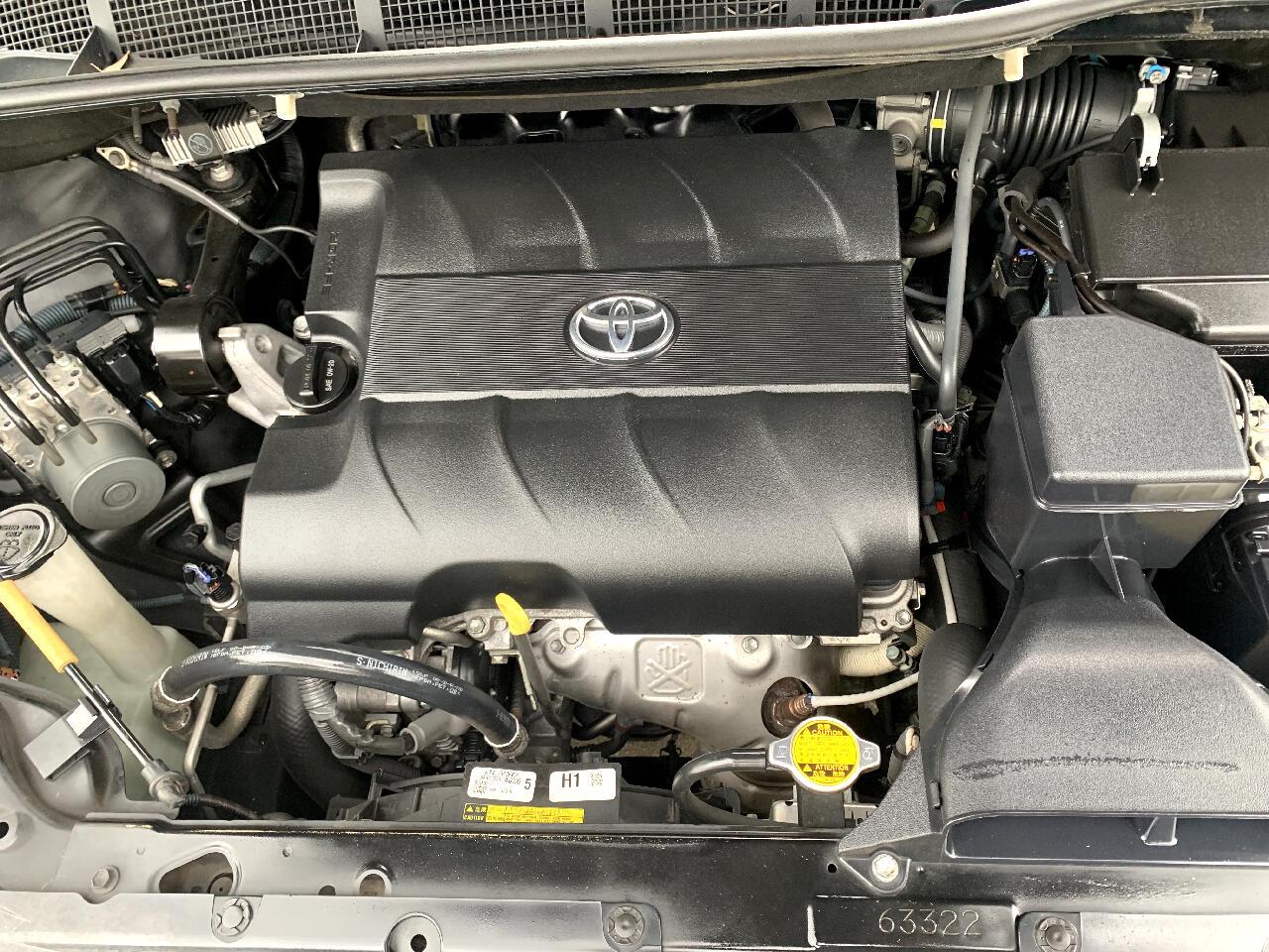 2014 Toyota Sienna 5dr 8-Pass Van V6 SE FWD (Natl)