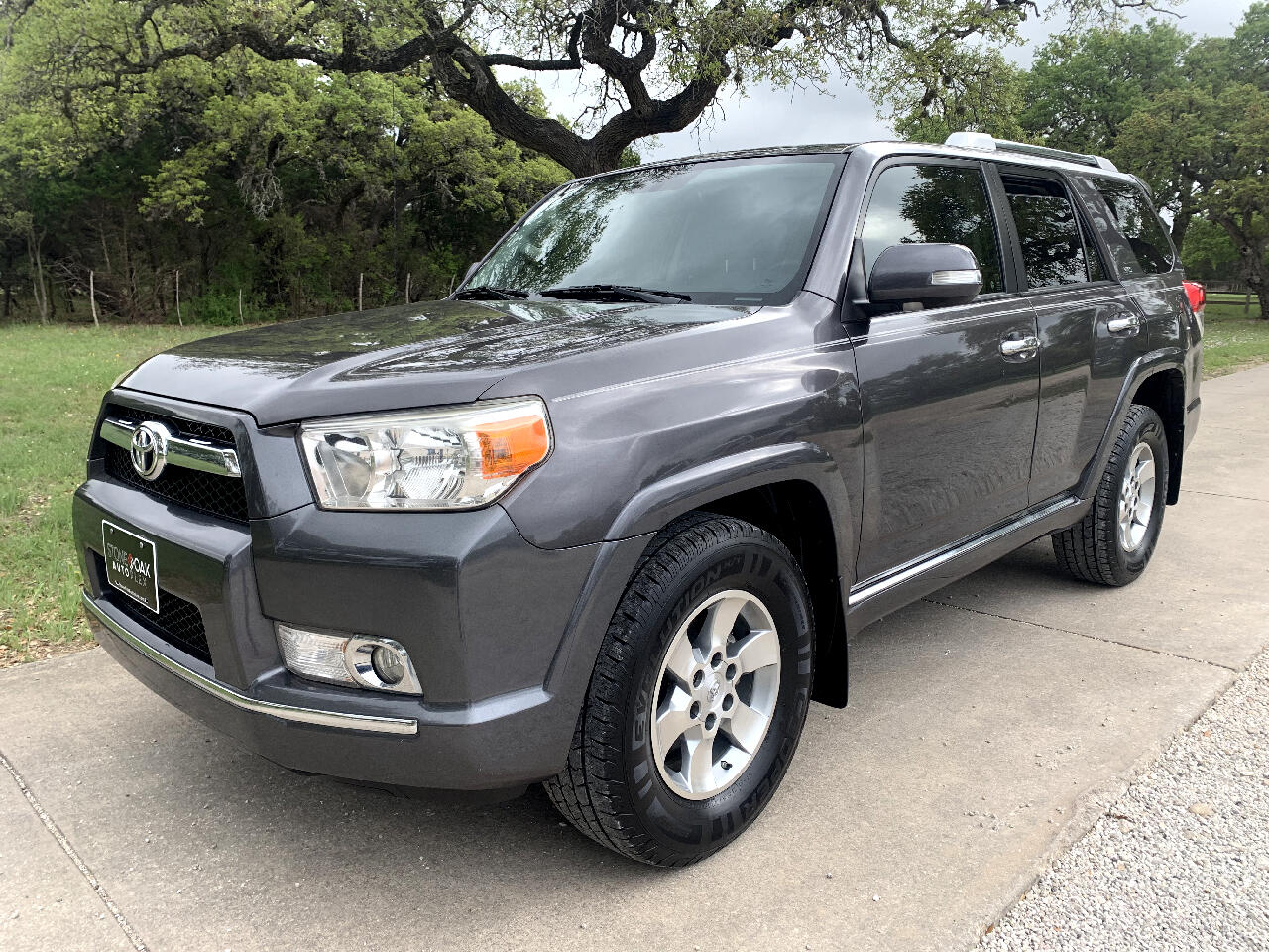 2013 Toyota 4Runner RWD 4dr V6 Limited (Natl)