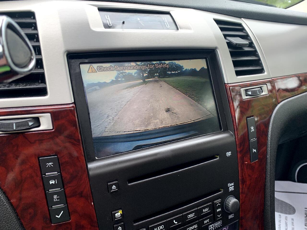 2009 Cadillac Escalade 2WD 4dr