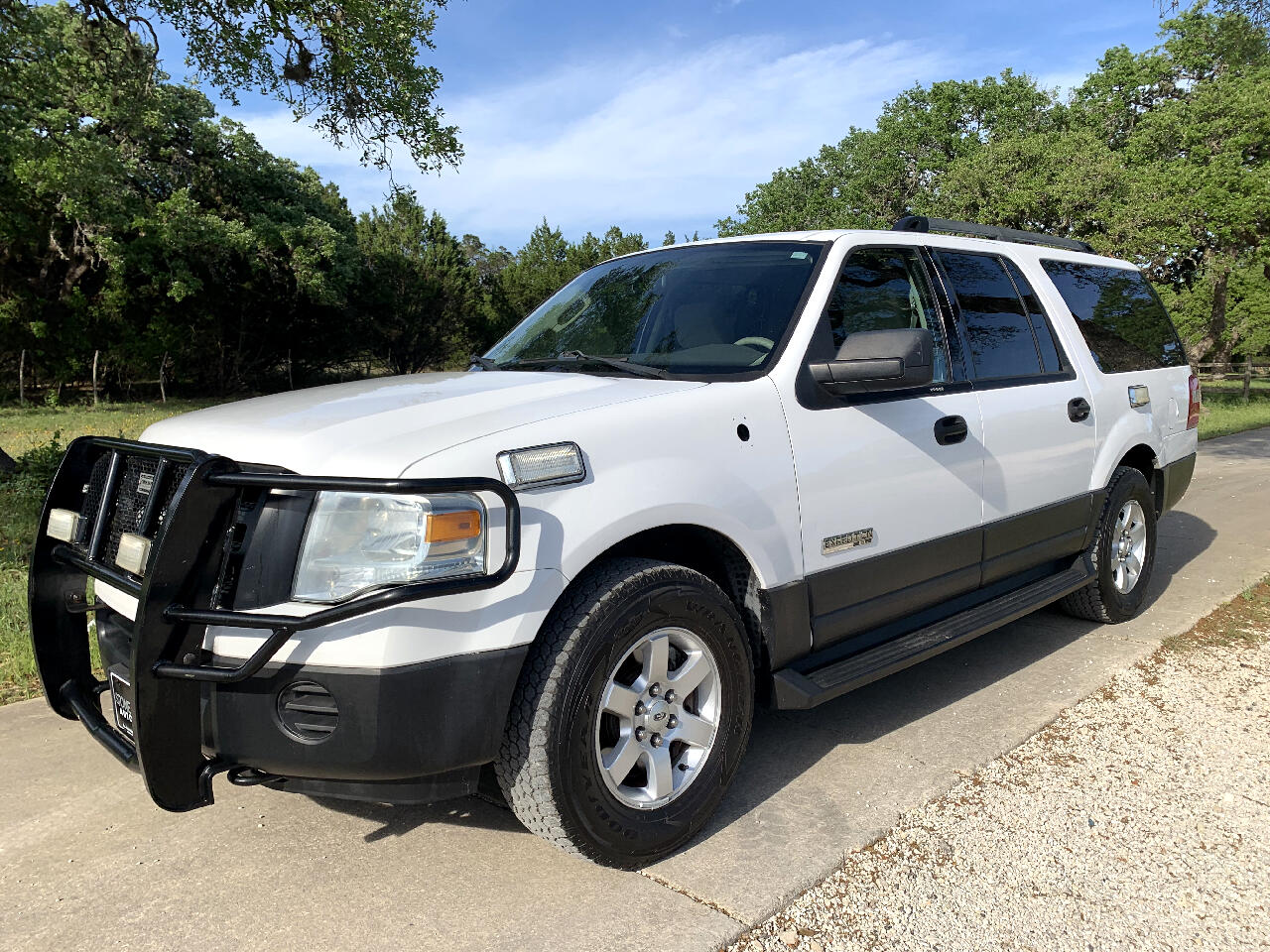 2007 Ford Expedition EL 4WD 4dr XLT