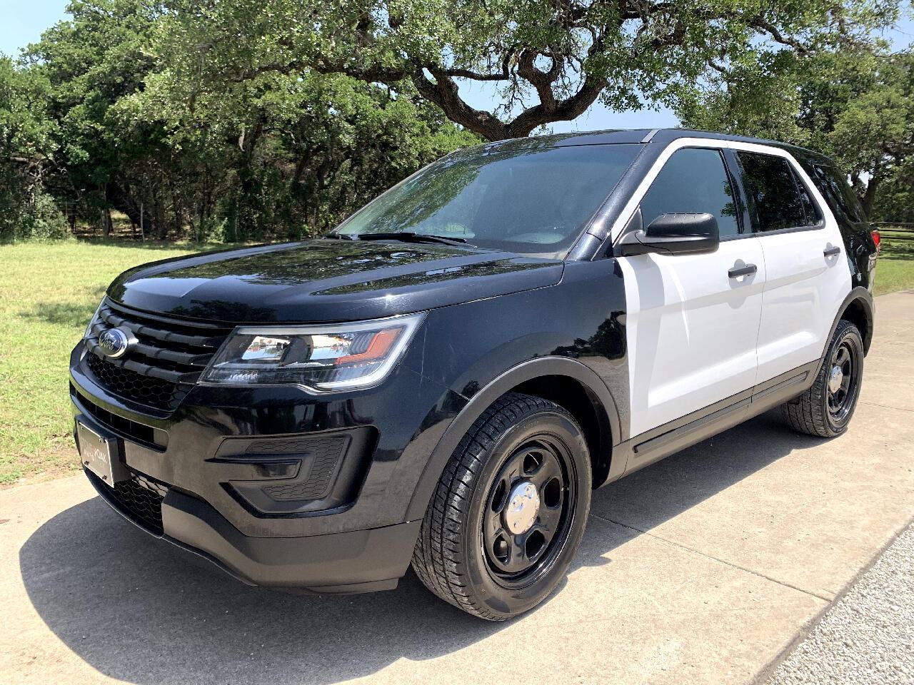 2016 Ford Utility Police Interceptor AWD 4dr
