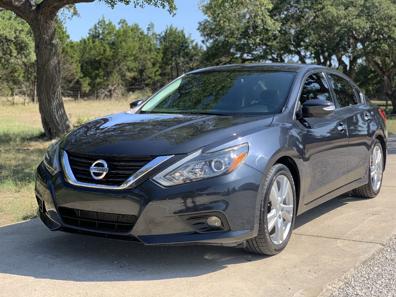2016 Nissan Altima 3.5 SL Sedan