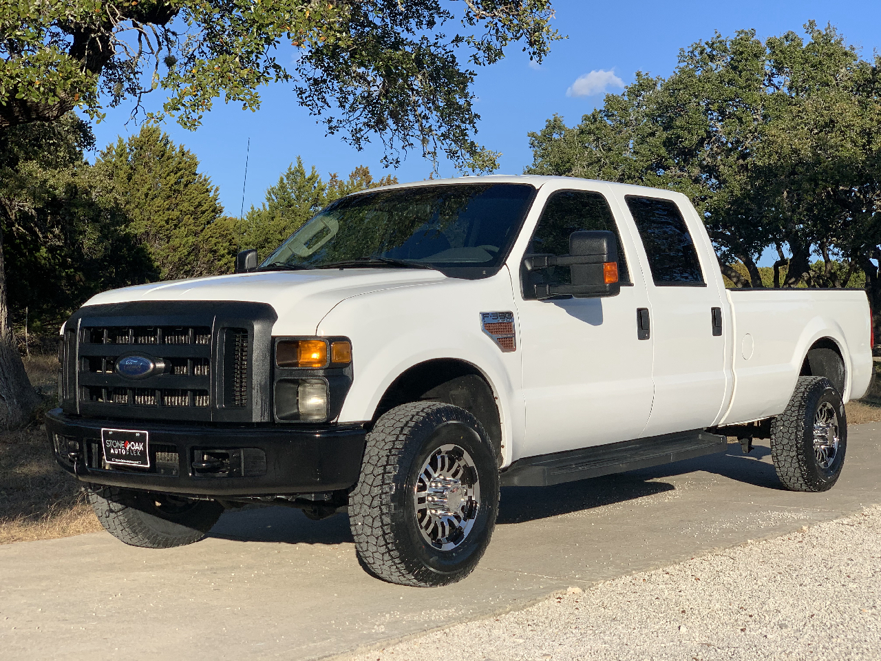 "Ford Super Duty F-350 SRW 4WD Crew Cab 156"" XL 2009"