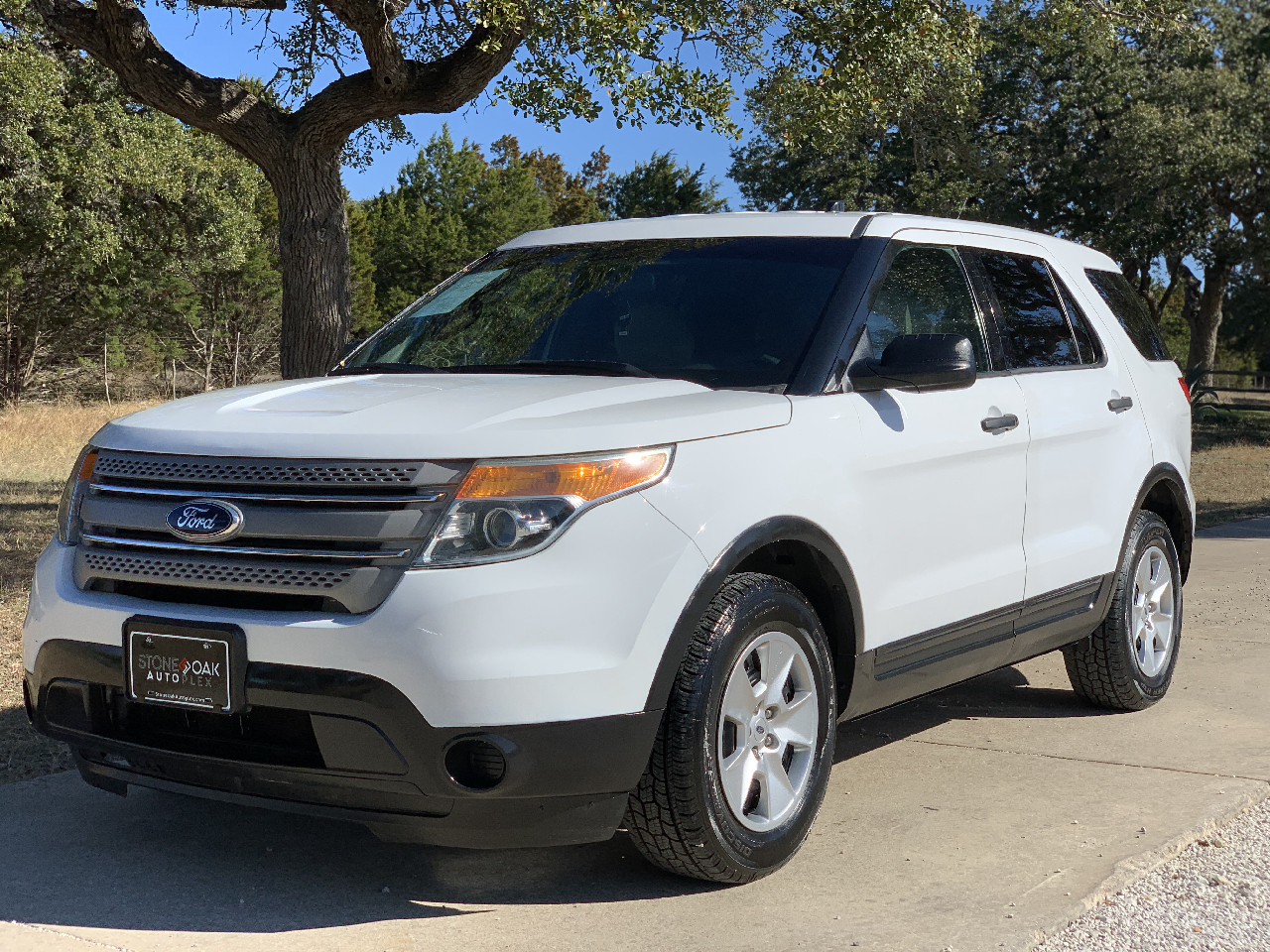 Ford Explorer 4WD 4dr Base 2013