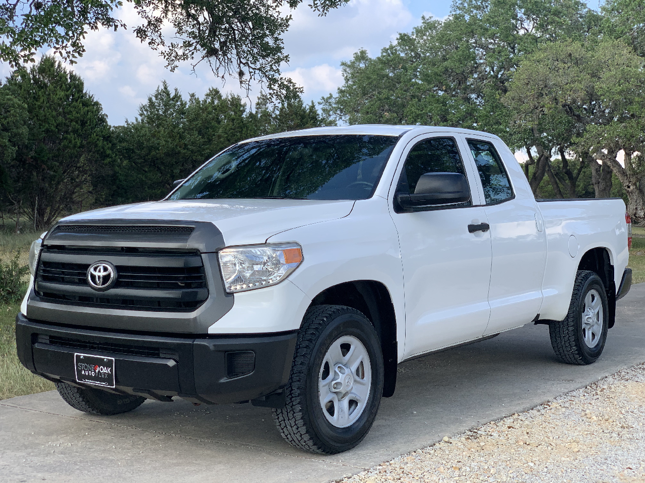 Toyota Tundra 2WD SR5 Double Cab 6.5' Bed 4.6L (Natl) 2017