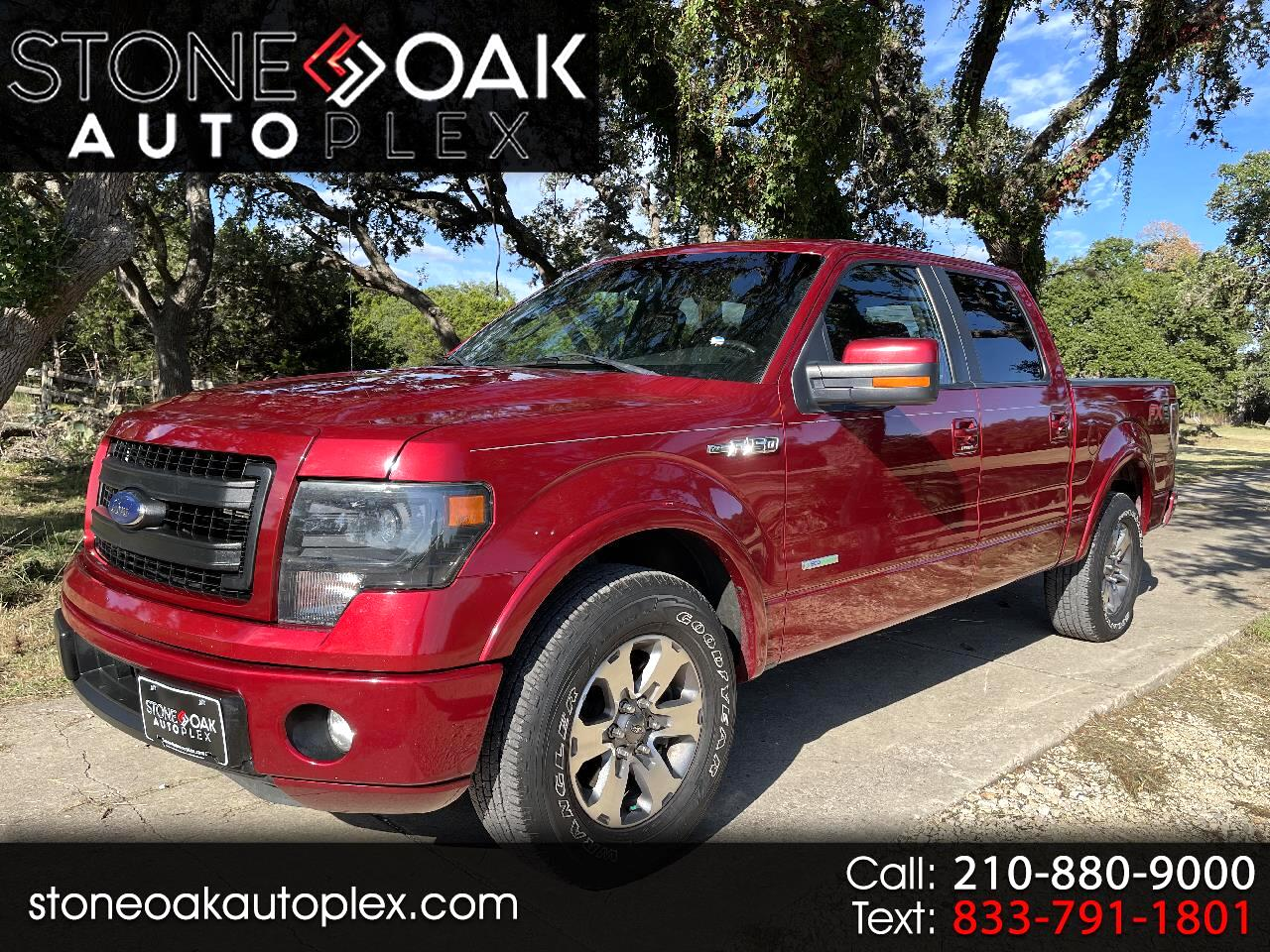 Ford F-150 FX2 SuperCrew 6.5-ft. Bed 2WD 2014
