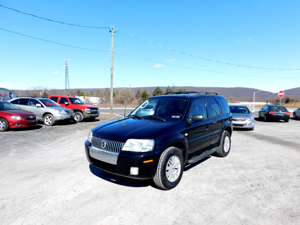 2005 Mercury Mariner Luxury 4WD