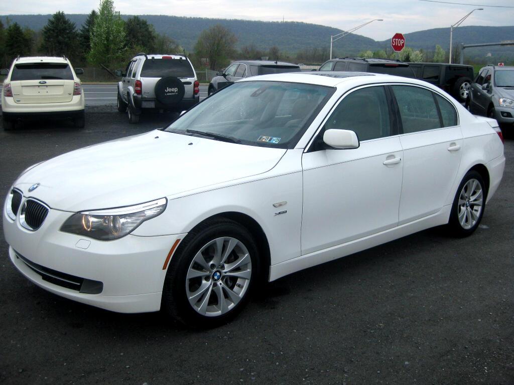 2010 BMW 5-Series 535xi