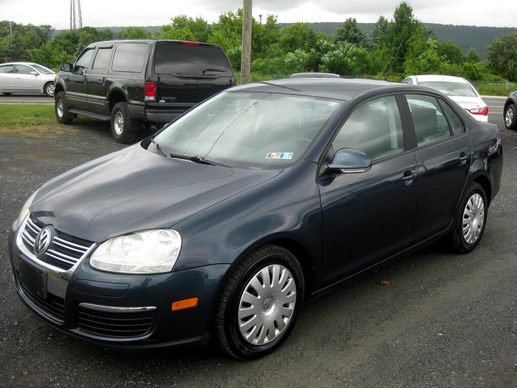 2008 Volkswagen Jetta S PZEV