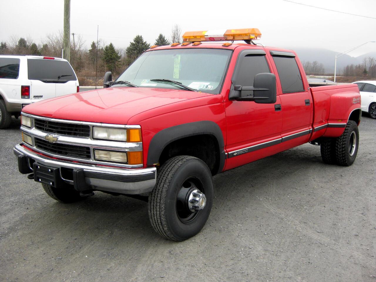 1999 Chevrolet C/K 3500 Crew Cab 4dr 168.5