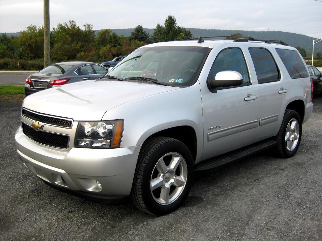 2010 Chevrolet Tahoe 4dr 4WD LT