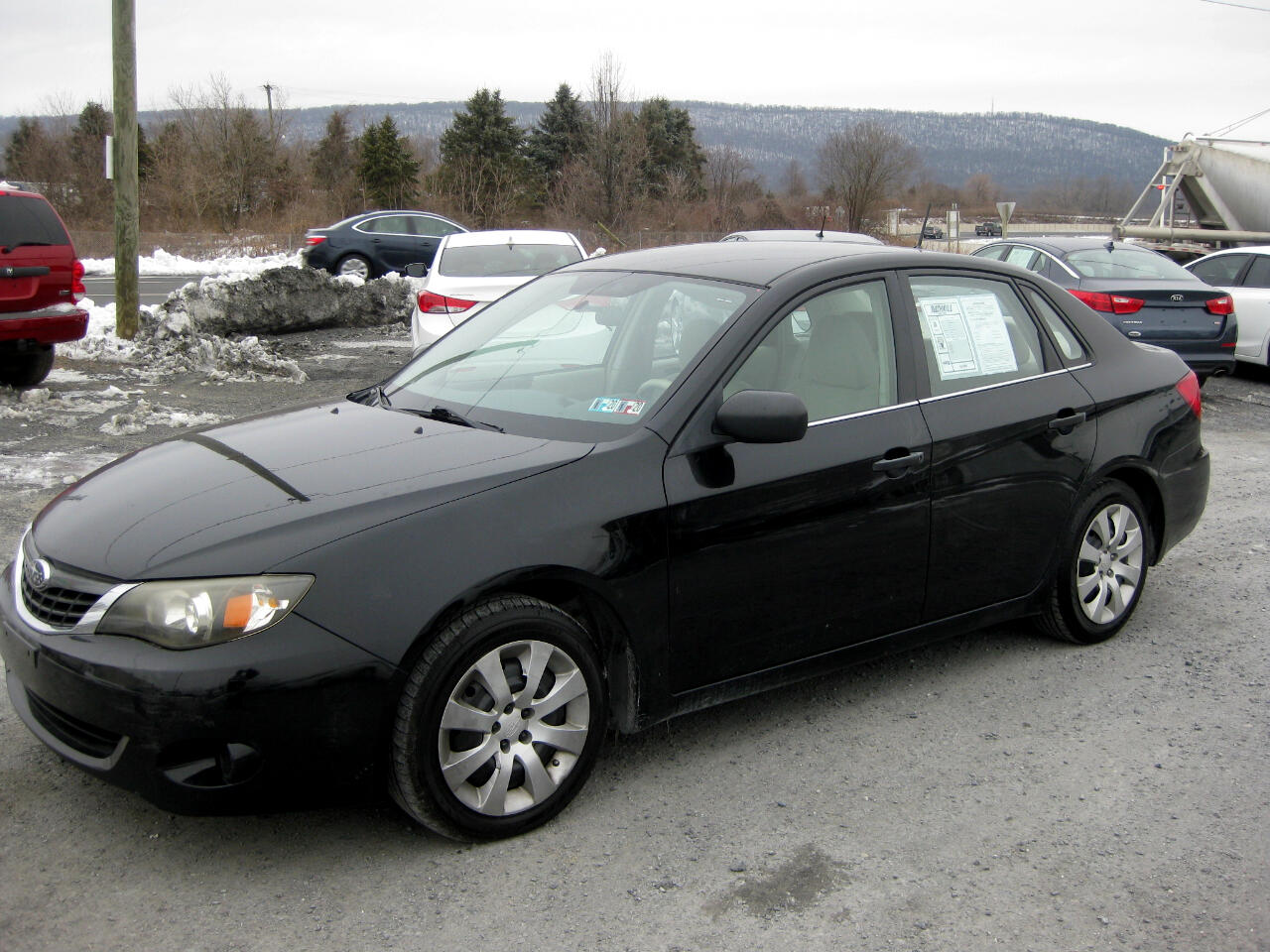 2008 Subaru Impreza 2.5 i