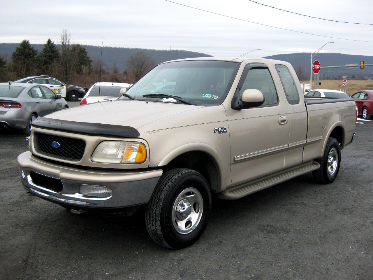 1997 Ford F-150 SuperCab 4WD