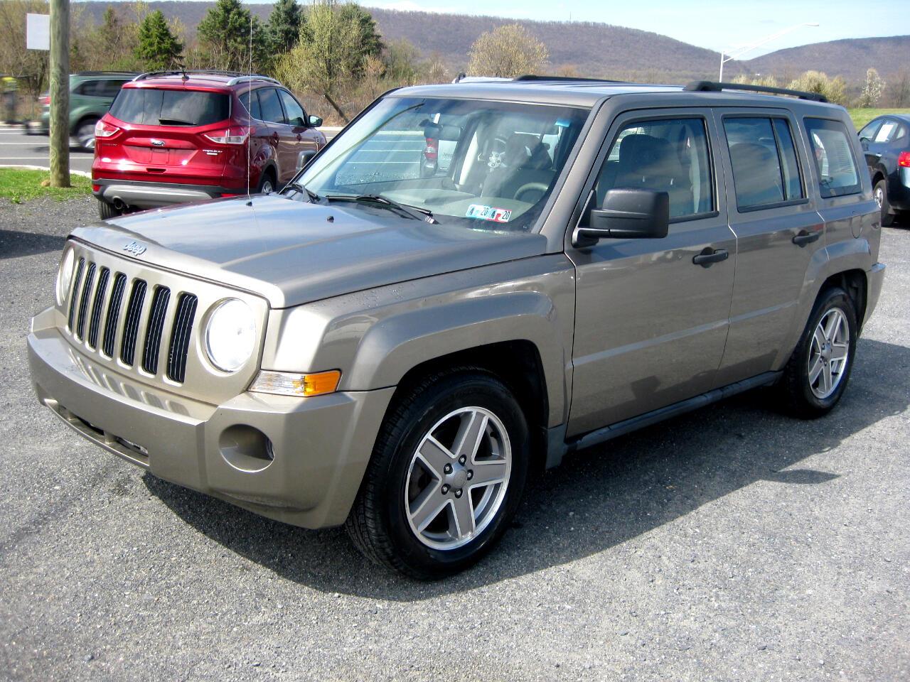 2007 Jeep Patriot 4WD 4dr Sport