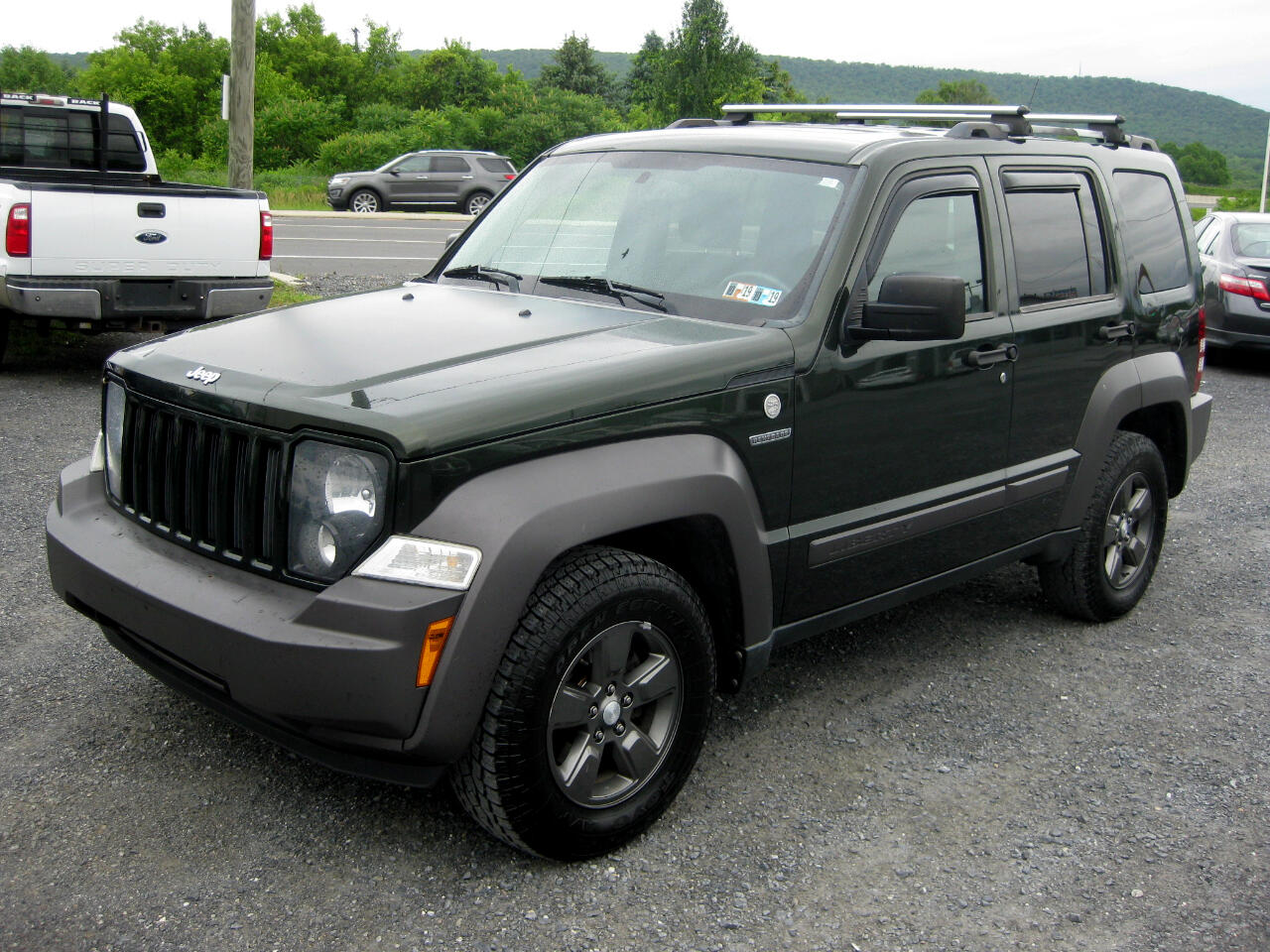 2011 Jeep Liberty 4WD 4dr Renegade