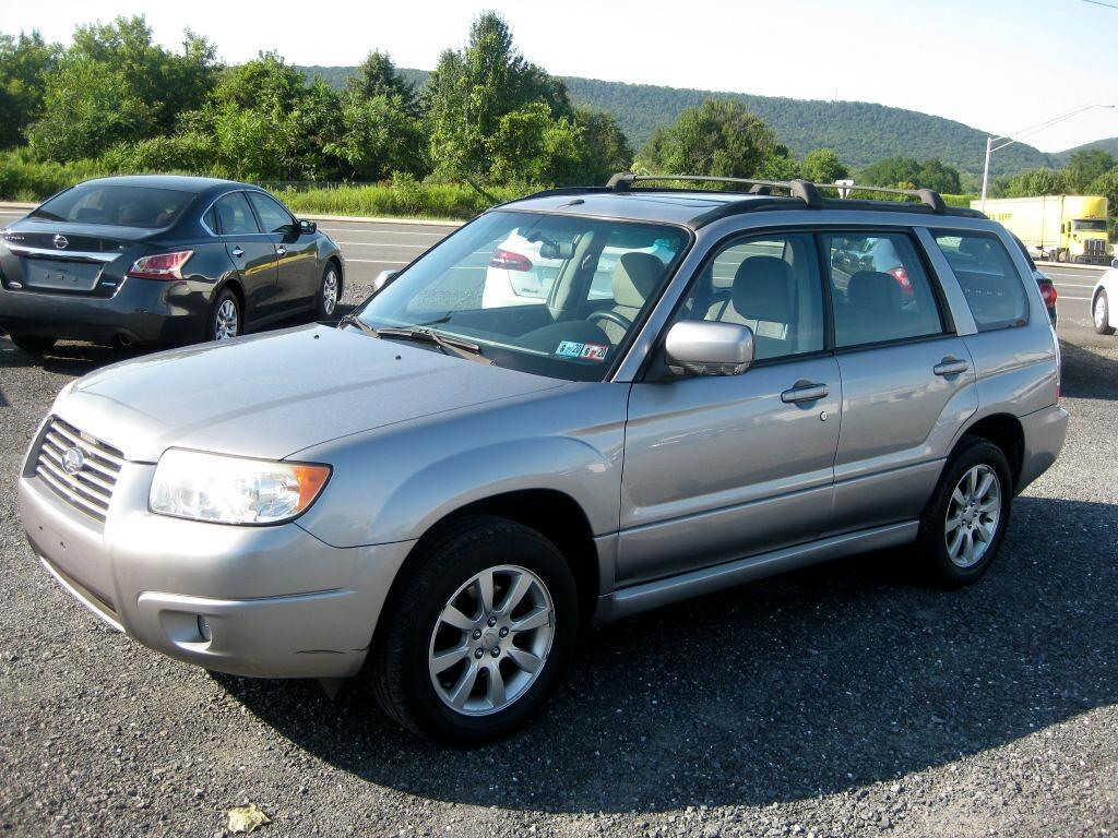 Subaru Forester 2.5 X Premium Package 2008
