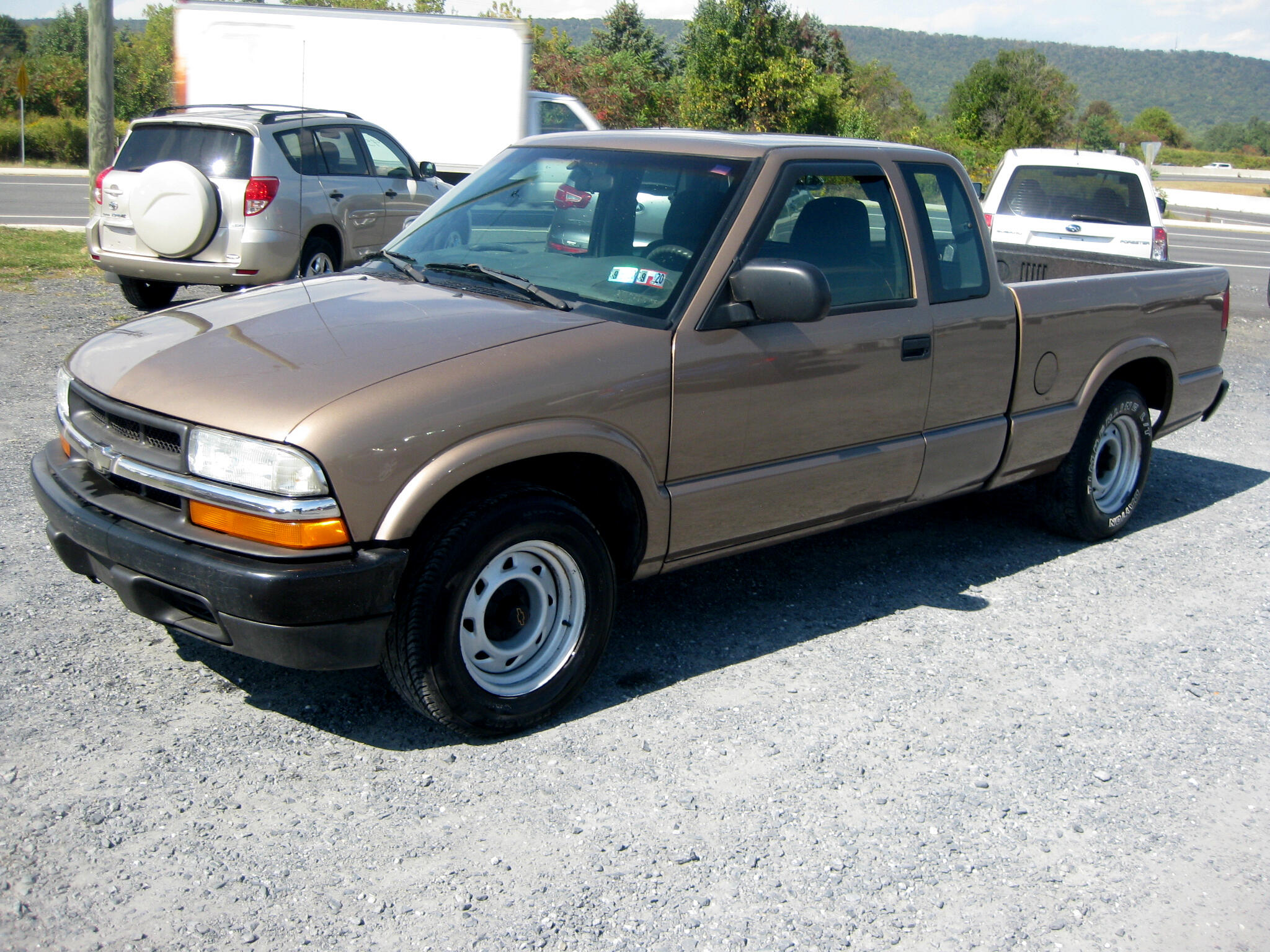 2003 Chevrolet S10 Pickup Ext. Cab 2WD