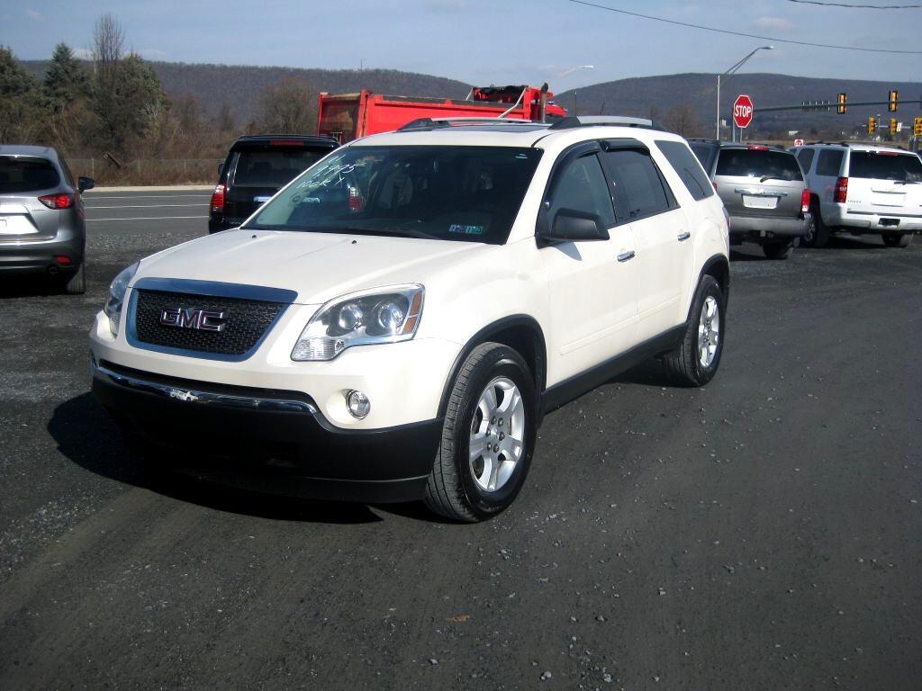 GMC Acadia SLE-2 AWD 2011