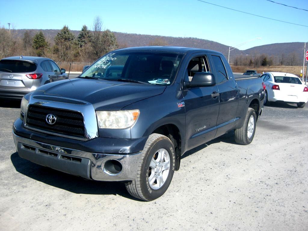 """Toyota Tundra 4WD CrewMax 145.7"""" 5.7L SR5 (Natl) 2007"""